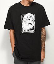Dreamboy Logo Black T-Shirt