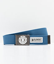 Element Beyond Blue Steel Belt