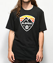 Element Guard camiseta negra