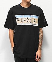 Element Nick Garcia Polaroid camiseta negra