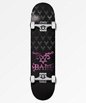 "Element x BAM x HIM Black 8.0"" Skateboard Complete"