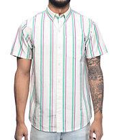 Empyre Carnival camisa a rayas en color crema