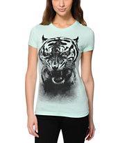 Empyre Carnivore Mint Green T-Shirt
