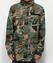 Empyre Gulfstream chaqueta militar