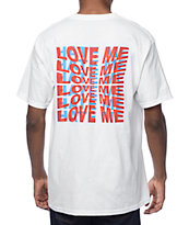 Empyre Love Me-Hate Me camiseta blanca