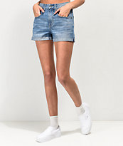 Empyre Melanie Cuffed Denim Shorts
