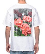 Empyre Rose Garden White T-Shirt