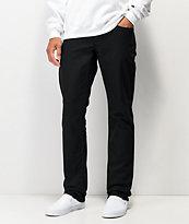 Empyre Skeletor pantalones negros ceñidos