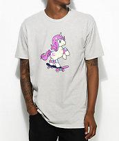 Enjoi x My Little Pony Silk camiseta gris