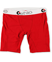 Ethika The Staple Red Boxer Briefs