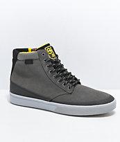 Etnies x ThirtyTwo Jameson HTW Grey & Black Shoes