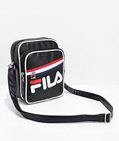 FILA Buster Black Shoulder Bag