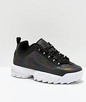 FILA Disruptor II Phase Shift Black Shoes