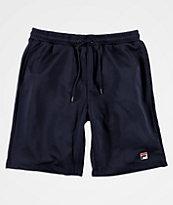 FILA Dominico Navy Sweat Shorts