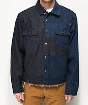 Fairplay Chenoweth chaqueta de mezclilla