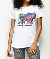 Fairplay MTV Breakout White T-Shirt