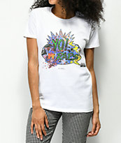 Fairplay MTV Raid Yo camiseta blanca