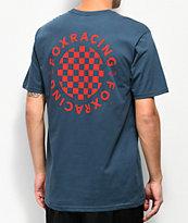 Fox Service camiseta azul marino