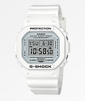 G-Shock DW5600 Marine White Watch