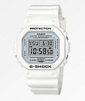 G-Shock DW5600 Marine reloj blanco