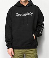 Gnarhunters Classic sudadera con capucha negra