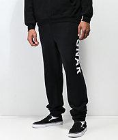 Gnarhunters Gnarmy Black Sweatpants