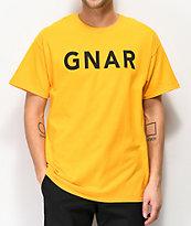 Gnarhunters Gnarmy Gold T-Shirt