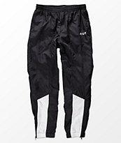 HUF Arena Black Track Pants