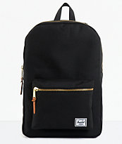 Herschel Supply Black Settlement 20L Backpack
