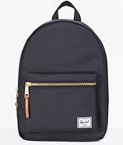 Herschel Supply Co. Grove XS Black Mini Backpack