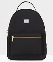 Herschel Supply Co. Nova Mid Black Backpack