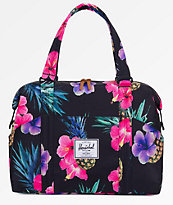 Herschel Supply Co. Strand XS Black Pineapple 12.5L Duffle Bag