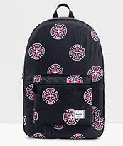 Herschel Supply Co. X Independent Packable Black Daypack