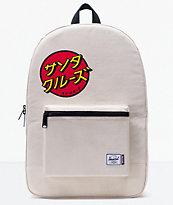 Herschel Supply Co. x Santa Cruz Daypack Japanese Natural Backpack