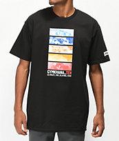 Hoonigan Gymkhana World Tour Black T-Shirt