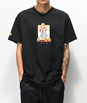 Hypland x Bleach Orihime Black T-Shirt