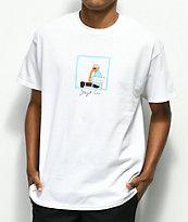 Illegal Civilization Director's Chair White T-Shirt
