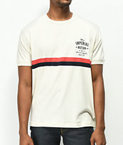 Imperial Motion Warrant Camp camiseta beige