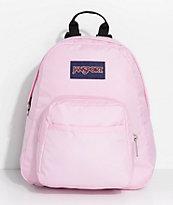Jansport Half Pint Pink Mist 10L Backpack