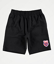 K-Swiss Baseline Black Shorts