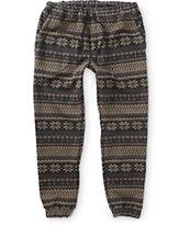 Kennedy Fleece Boarder Jogger Pants