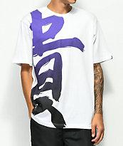 LRG Honor Kanji camiseta blanca