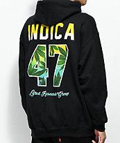 LRG Indica High Black Hoodie