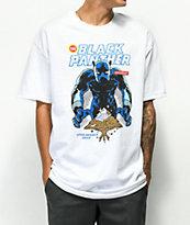 LRG x Marvel Black Panther Vibranium camiseta blanca