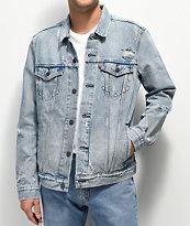 Levi's Matson chaqueta de mezclilla