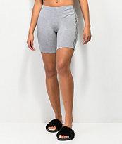 Lunachix Taped Grey Bike Shorts