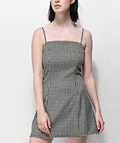 Lunachix mini vestido de vichy