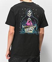 Lurking Class By Sketchy Tank Paradise camiseta negra