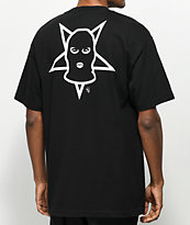 Lurking Class By Sketchy Tank camiseta negra