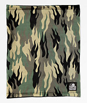 Lurking Class by Sketchy Tank Fuego Flame Neck Gaiter